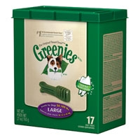 Greenies® Tub Treat Pack 27oz Large 17 Count