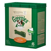 Greenies® Tub Treat Pack 27oz Petite 45 Count