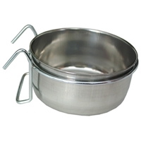 Loving Pets Coop Cup w/Wire Hanger 10OZ