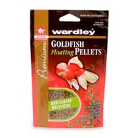 Hartz Wardley Advanced Nutrition Medium Goldfish Pellets 3.5 Oz