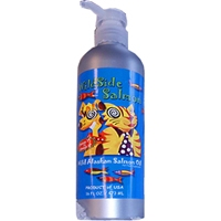Wild Side Salmon Oil 16 oz.