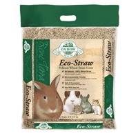 Oxbow Eco Straw Small Animal Litter 20 lbs