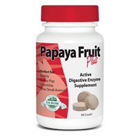 Oxbow Papaya Fruit Plus Tablets 90 ct