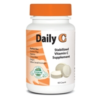 Oxbow Daily C Tablets 90 ct
