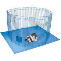 Super Pet Pet-N-Playpen Rabbit G.Pig Or Ferret