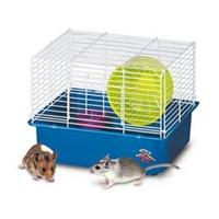 Super Pet Deluxe Hamster MFH, 1-Story, Single Pack