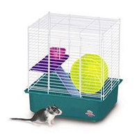 Super Pet Deluxe Hamster Mfh 2-Story Single Pack