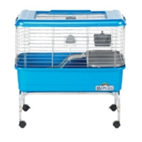 Super Pet Habitat Defined For Guinea Pigs, Lg