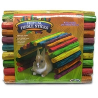 Super Pet Tropical Fiddle Sticks Large