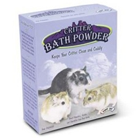 Super Pet Critter Bath Powder