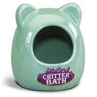 Super Pet Ceramic Critter Bath