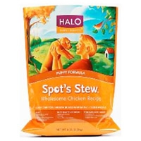 Halo Spot's Stew Puppy Wholesome Chicken, 18 lb.