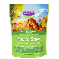Halo Spot's Stew® Adult Dog Lamb 4 lb.