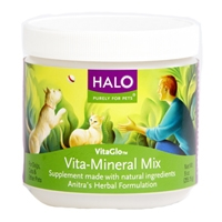 Halo Vita Glo Vita-Mineral Mix 9.5 oz.