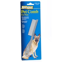Four Paws Pet Comb for Flea Removal Fine
