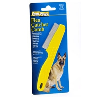 Four Paws Flea Catcher Comb Double Row