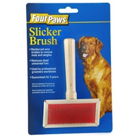 Four Paws Slicker Wire Brush