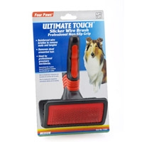 Four Paws Ultimate Touch Firm Brush