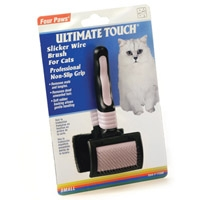 Four Paws Ultimate Touch Groomer's Touch Slicker for Cats