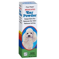 Four Paws Medicated Ear Powder