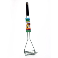 Four Paws® Wire Rake Scooper for Grass