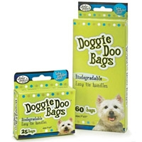 Four Paws Biodegradable Doggie Doo Bags 60 count