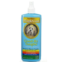 FourPaws Magic Coat Good By Tangles for Dogs and Puppies 12 oz.