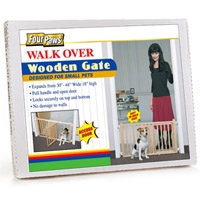 Four Paws Wooden Walk Over Gate
