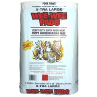 Four Paws Wee Wee Pads X Large