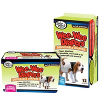 Four Paws Display Doggie Diapers Large