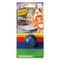 Four Paws Rough & Rugged Solid Ball