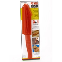 Four Paws 3 in 1 Rubber Pet Hair Remover