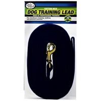Four Paws Cotton Web Lead - 30 ft