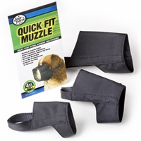 Four Paws Quick Fit Muzzle Size 3 X Large