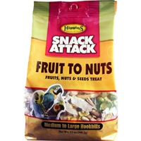 Higgins  Snack Attack Fruit to Nuts 12oz Bag