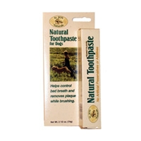 St. Jon Natural Toothpaste Tube Dogs