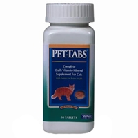 Virbac Pet Tabs Supplements for Cats