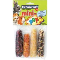 Vitakraft SMALL ANIMAL MINI POP INDIAN CORN 6OZ