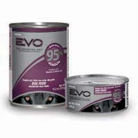Natura Evo Dog 95% Venison 12/13.2 Oz