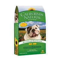 Natura California Natural Low Fat Dog Lamb/Rice 30 Lbs