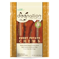 Deli FreshDog Nation Sweet Potato Chews 6.5 Oz