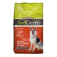 AvoDerm Natural Grain Free Red Meat & Potato Dry Dog Food