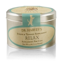 Dr. Harvey's Relax & Stress Cat, 4 Oz
