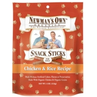 Newman's Own Training Treats Chicken/Rice 4oz