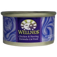 Wellness Chicken & Herring Cat