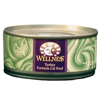 Wellness Canned Cat Super5Mix Turkey 5.5 Oz