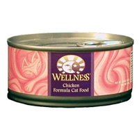 Wellness Canned Cat Super5Mix Chicken 5.5 Oz