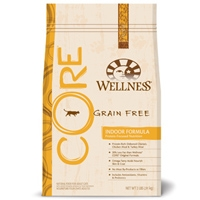 Wellness Core Grain Free Indoor Cat Formula 8/2 Lb