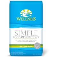 Wellness Simple Solutions Lamb/Oatmeal 26 Lb