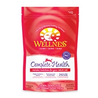 Wellness Dry Cat Complete Health Salmon 6/47 oz Case